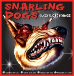 Snarling dogs SDN11EB струны электрогитары