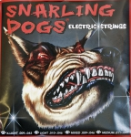 Snarling dogs SDN12EB струны электрогитары